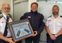 Andrew Cribb departs Marine Rescue NSW