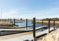 Refurbished St Kilda Boat Ramp in South Australia opened